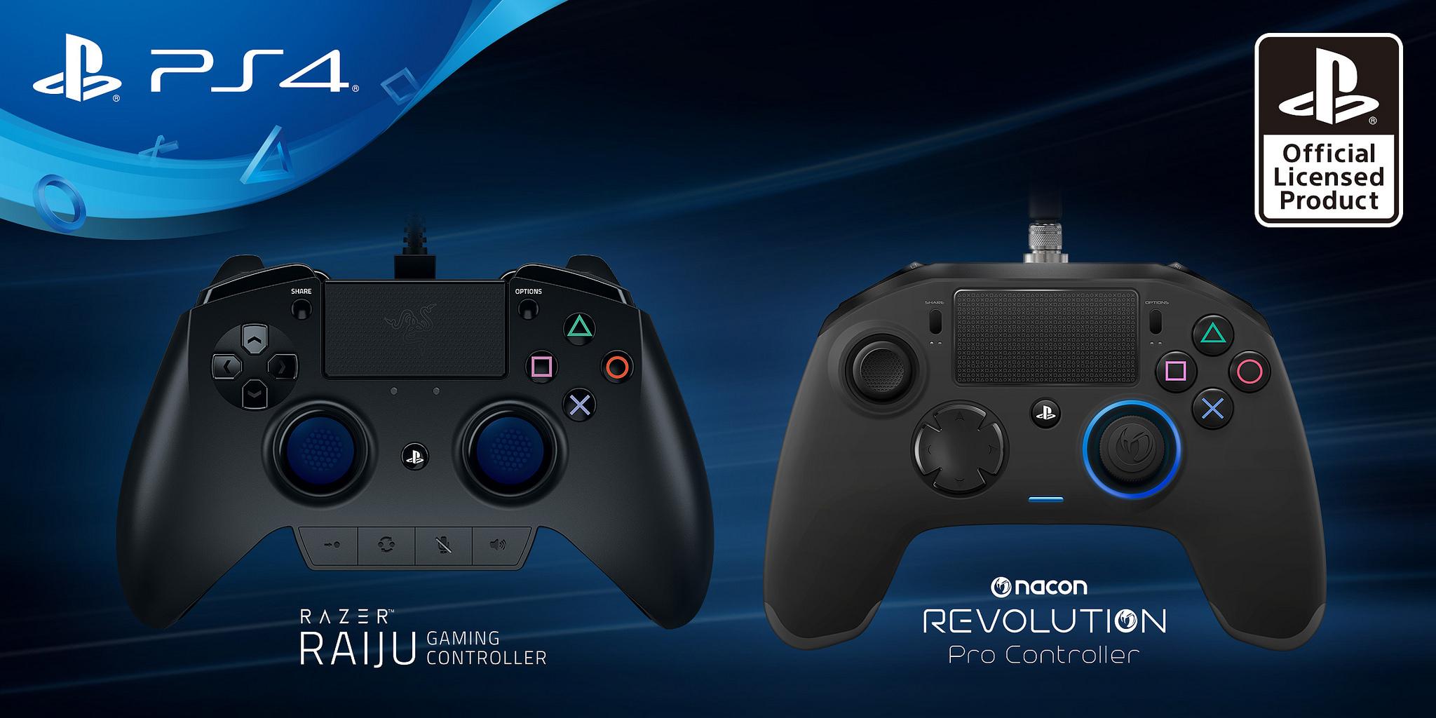 Playstation 4 Recibira En Navidad Dos Nuevos Mandos Profesionales