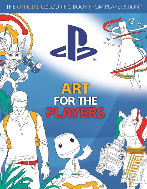 Art For The Players Se Presenta El Libro Para Colorear