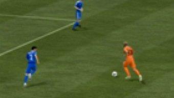 UEFA EURO 2012: Gameplay: ¡Duro y al Segundo Palo!