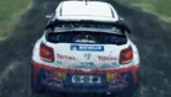 Video WRC 3, Wales Track