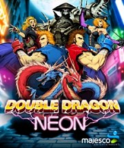 Carátula de Double Dragon: Neon - PC