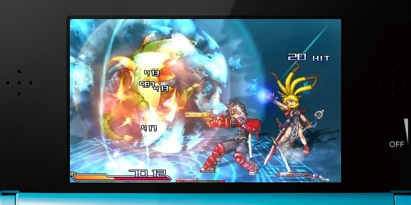 Project X Zone A Lethal Surprise: Impresiones TGS 2012