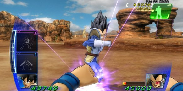 Dragon Ball Z For Kinect análisis