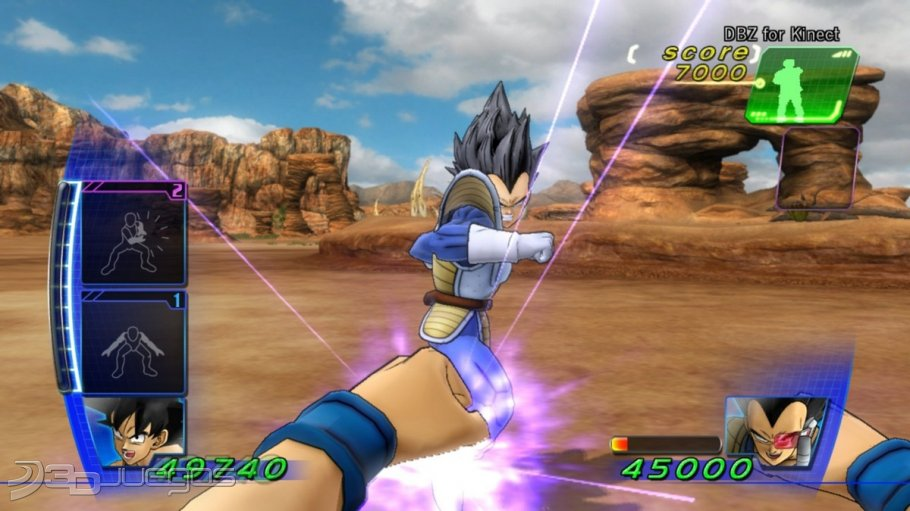 Dragon Ball Z For Kinect - An�lisis