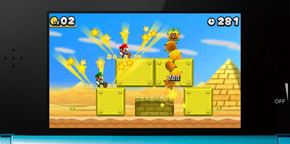 New Super Mario Bros 2: Impresiones jugables