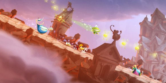 Rayman Legends Wii U