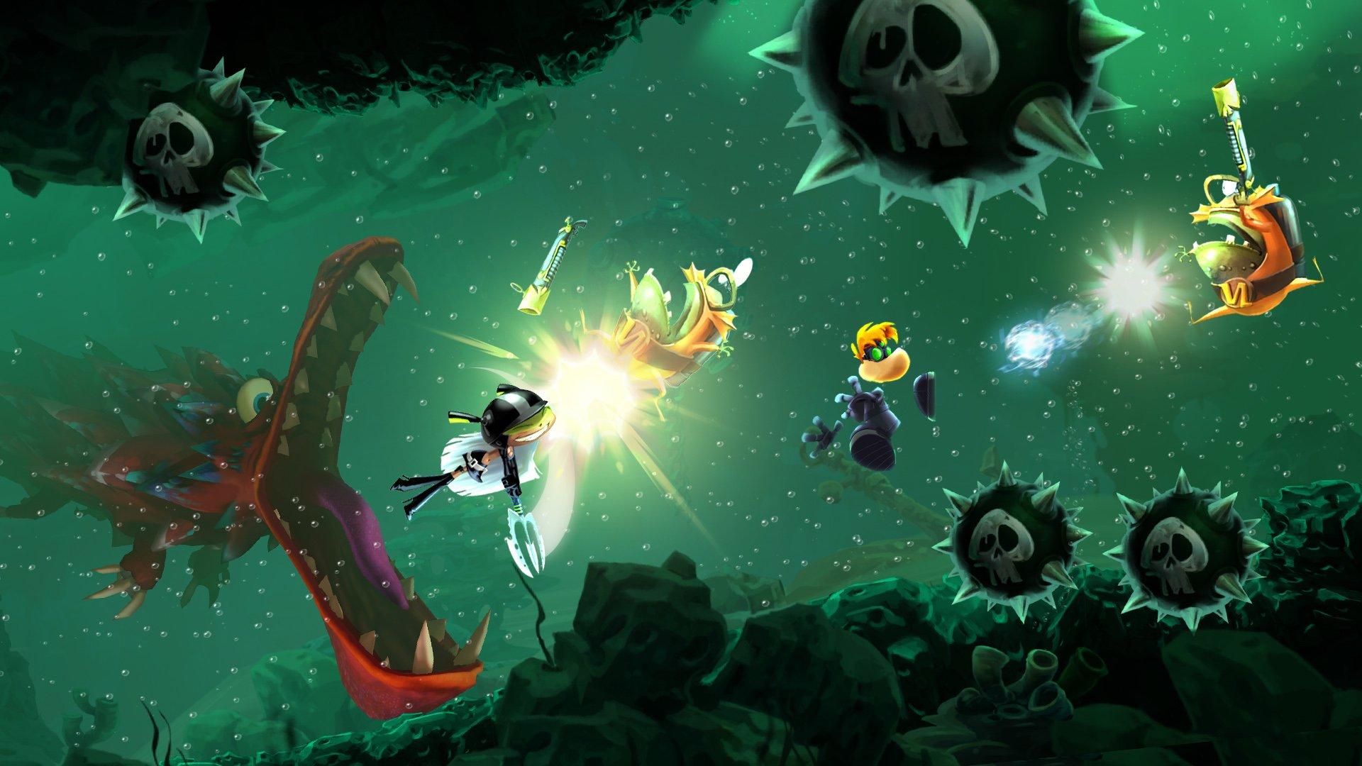 Rayman Legends - An�lisis