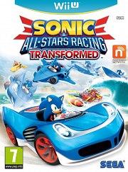Sonic & All-Stars: Transformed Wii U