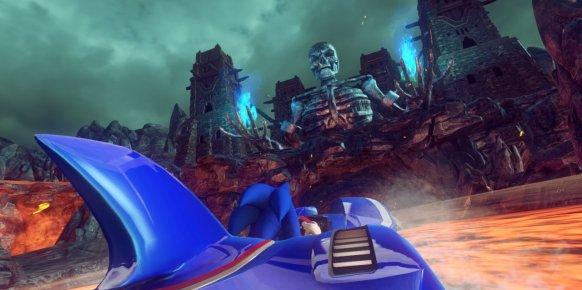 Sonic & All-Stars Racing: Transformed