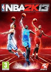 Carátula de NBA 2K13 - Wii U