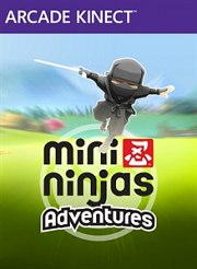 Mini Ninjas Adventure