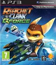 Carátula de Ratchet & Clank: QForce - PS3
