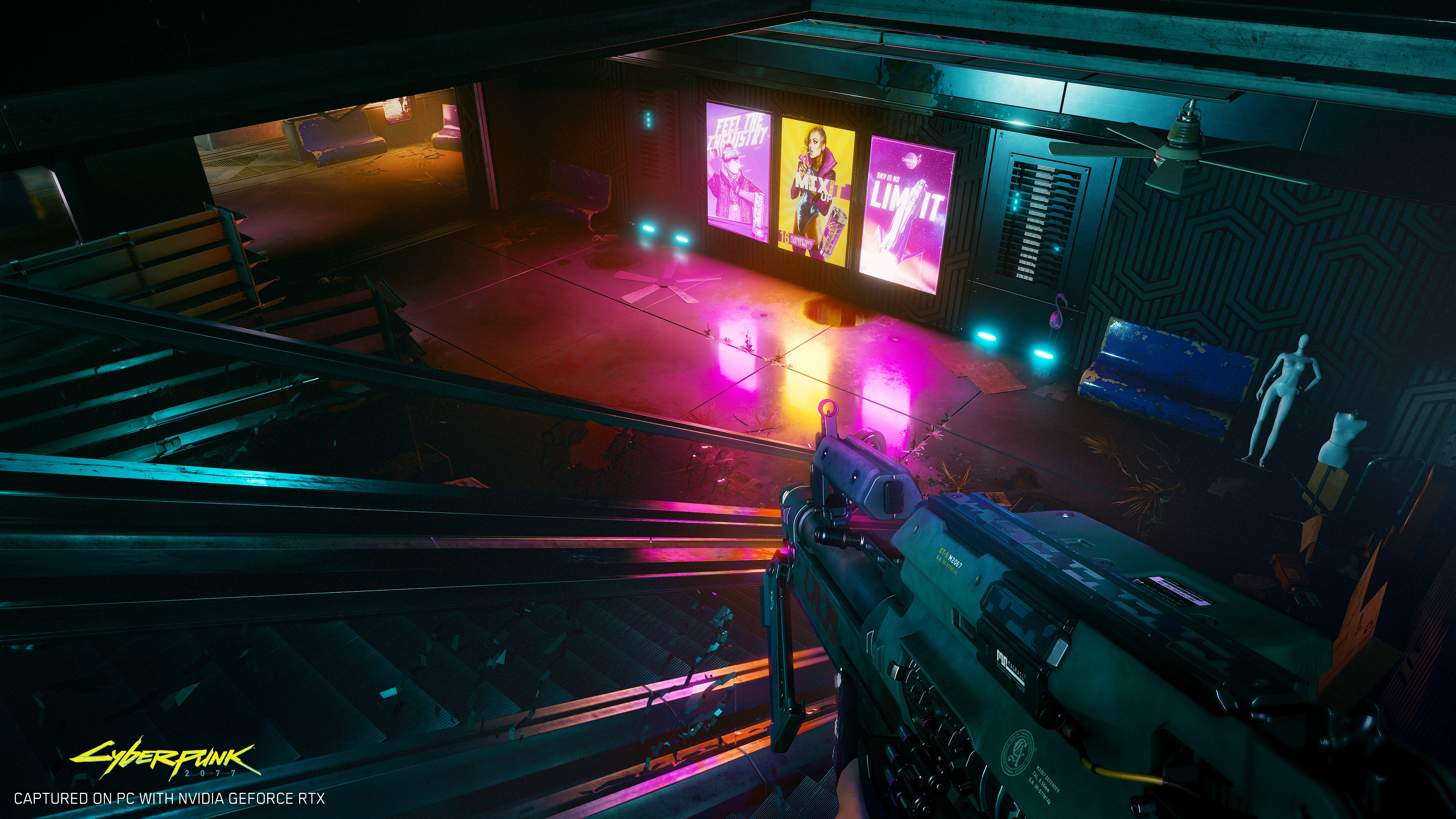 Refused será Samurai: escucha aquí la canción principal de Cyberpunk 2077