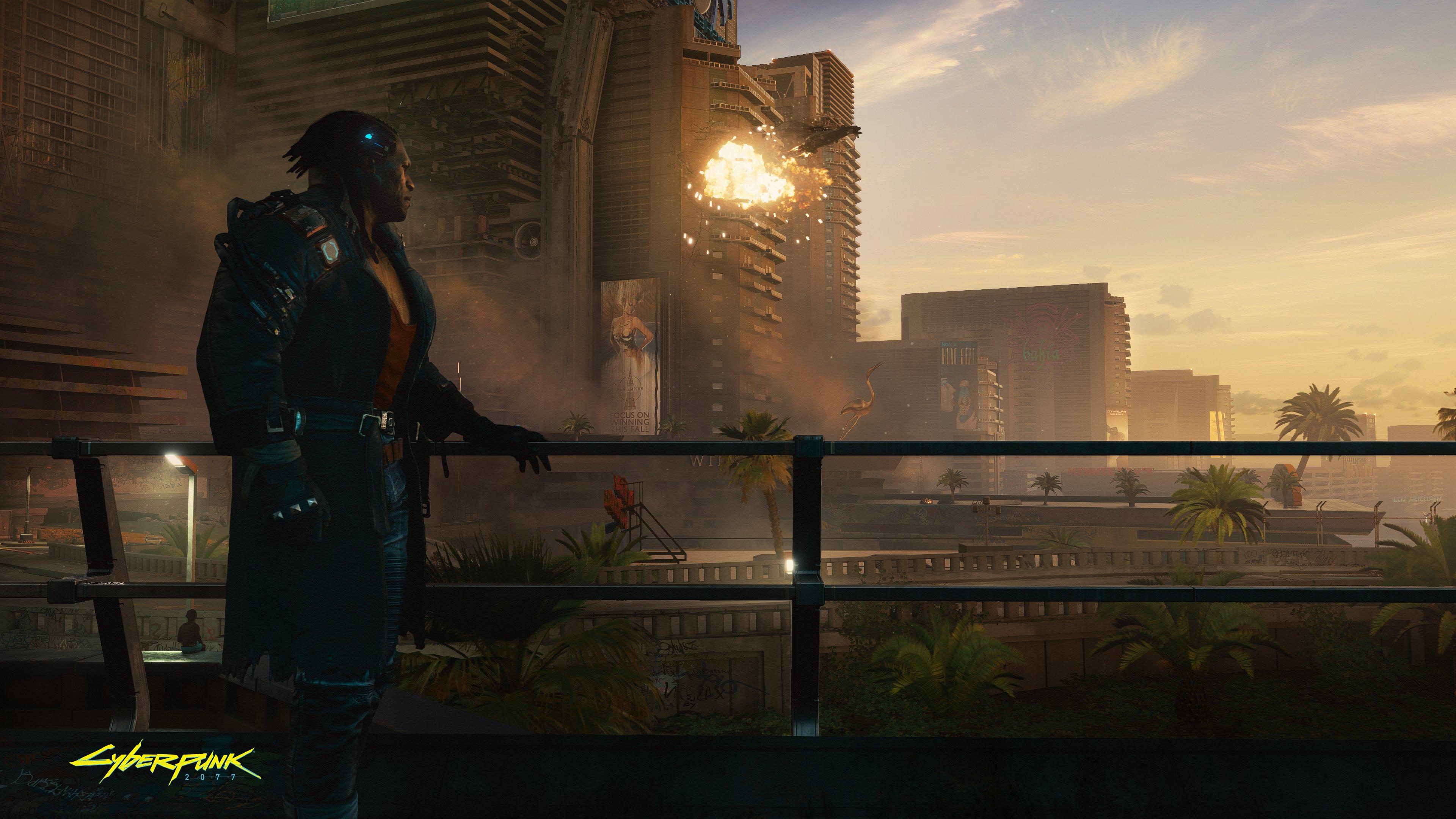Gamescom 2019: Cyberpunk 2077 llegará a Google Stadia