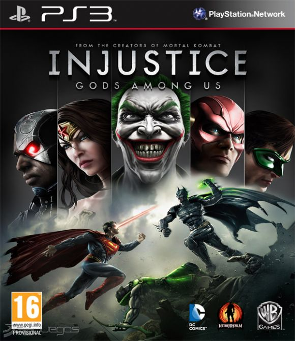 Injustice News