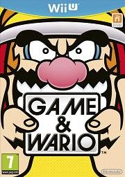 Carátula de Game & Wario - Wii U