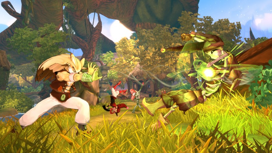 Shiness The Lightning Kingdom PC