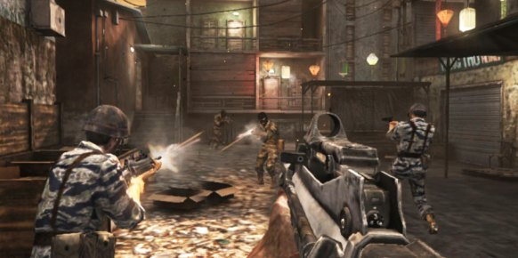 Black Ops Declassified: Black Ops Declassified: Impresiones GamesCom