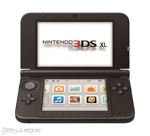 Nintendo 3ds Xl Descubre Todas Las Novedades 3djuegos