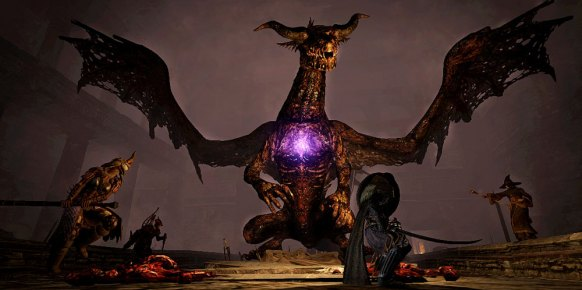 Dragon's Dogma Dark Arisen: Dragon's Dogma Dark Arisen: Impresiones jugables