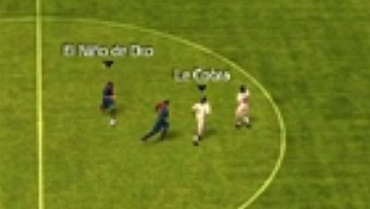 Video Lords of Football, Lords of Football: Gameplay: El Clásico