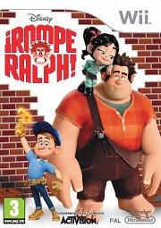 Carátula de ¡Rompe Ralph! - Wii