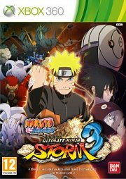 Carátula de Naruto: Ultimate Ninja Storm 3 - Xbox 360