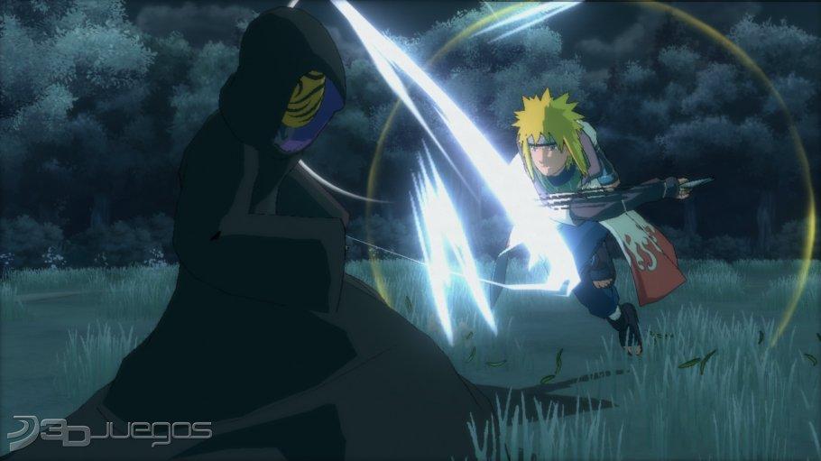 Naruto Ultimate Ninja Storm 3 - Primer contacto
