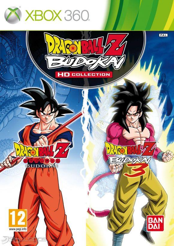 Dragon Ball Z Budokai Hd Collection Para Xbox 360 3djuegos