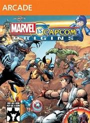 Carátula de Marvel vs. Capcom Origins - Xbox 360