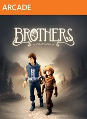Carátula de Brothers: A Tale of Two Sons - Xbox 360