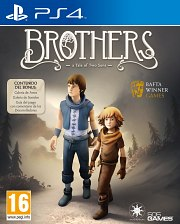Carátula de Brothers: A Tale of Two Sons - PS4