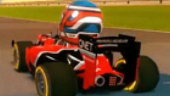 Video F1 Race Stars, Gameplay Trailer