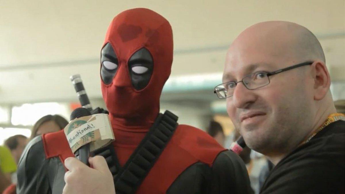 """Video Masacre Nueva Zelanda Hd: Vídeo Masacre: """"Comic-Con NYCC"""""""