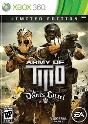 Carátula de Army of Two: The Devil's Cartel - Xbox 360