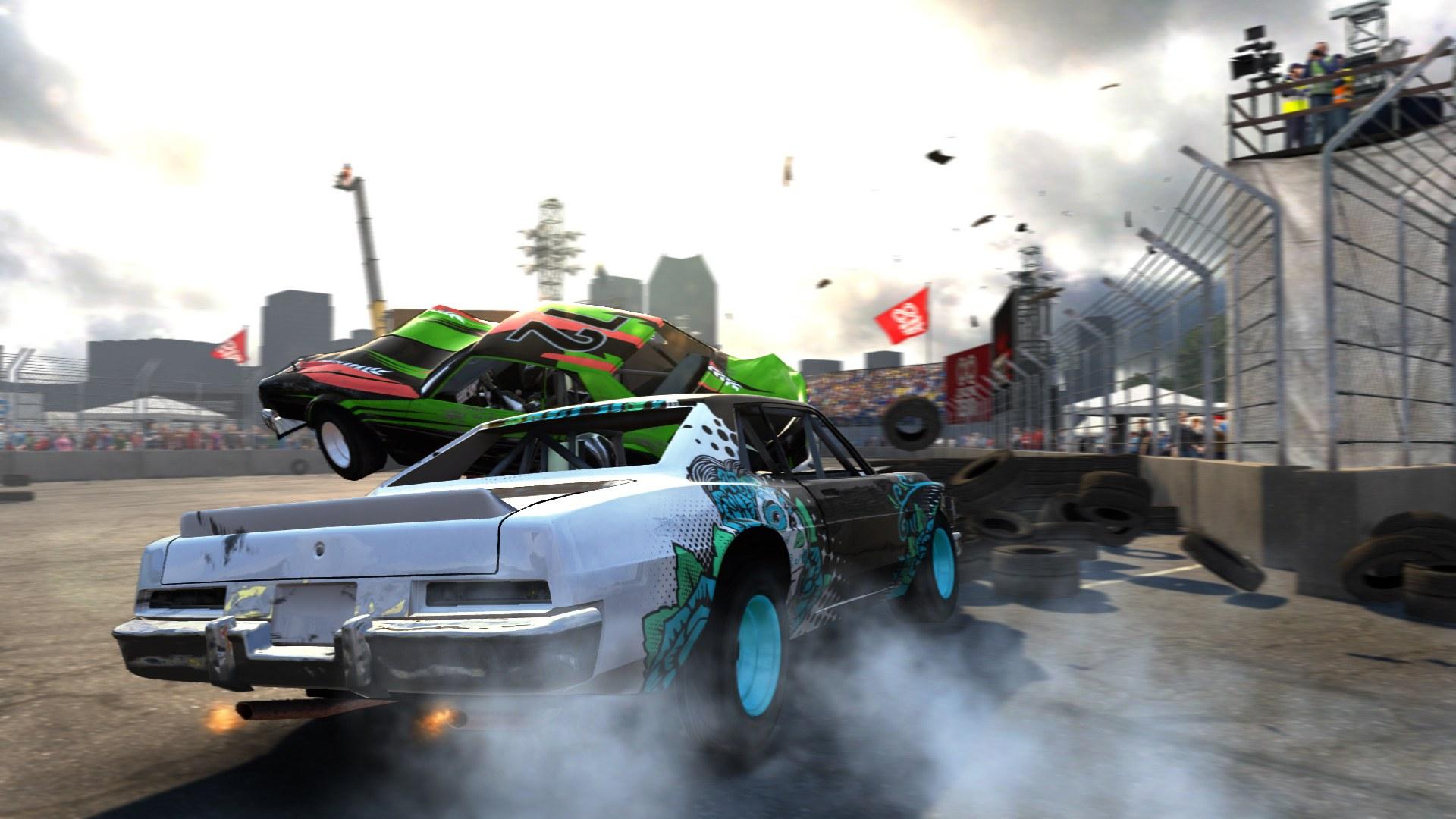 GRID 2 disponible de forma gratuita en Steam
