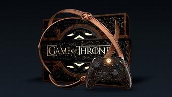 Xbox One, Diseño Especial: Juego de Tronos