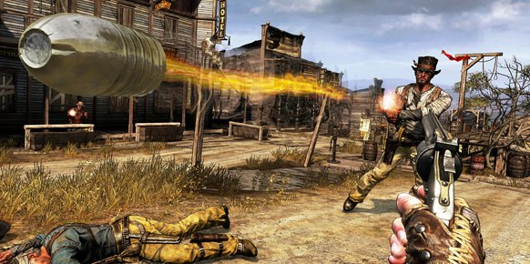 Call of Juarez Gunslinger: Call of Juarez Gunslinger: Impresiones jugables