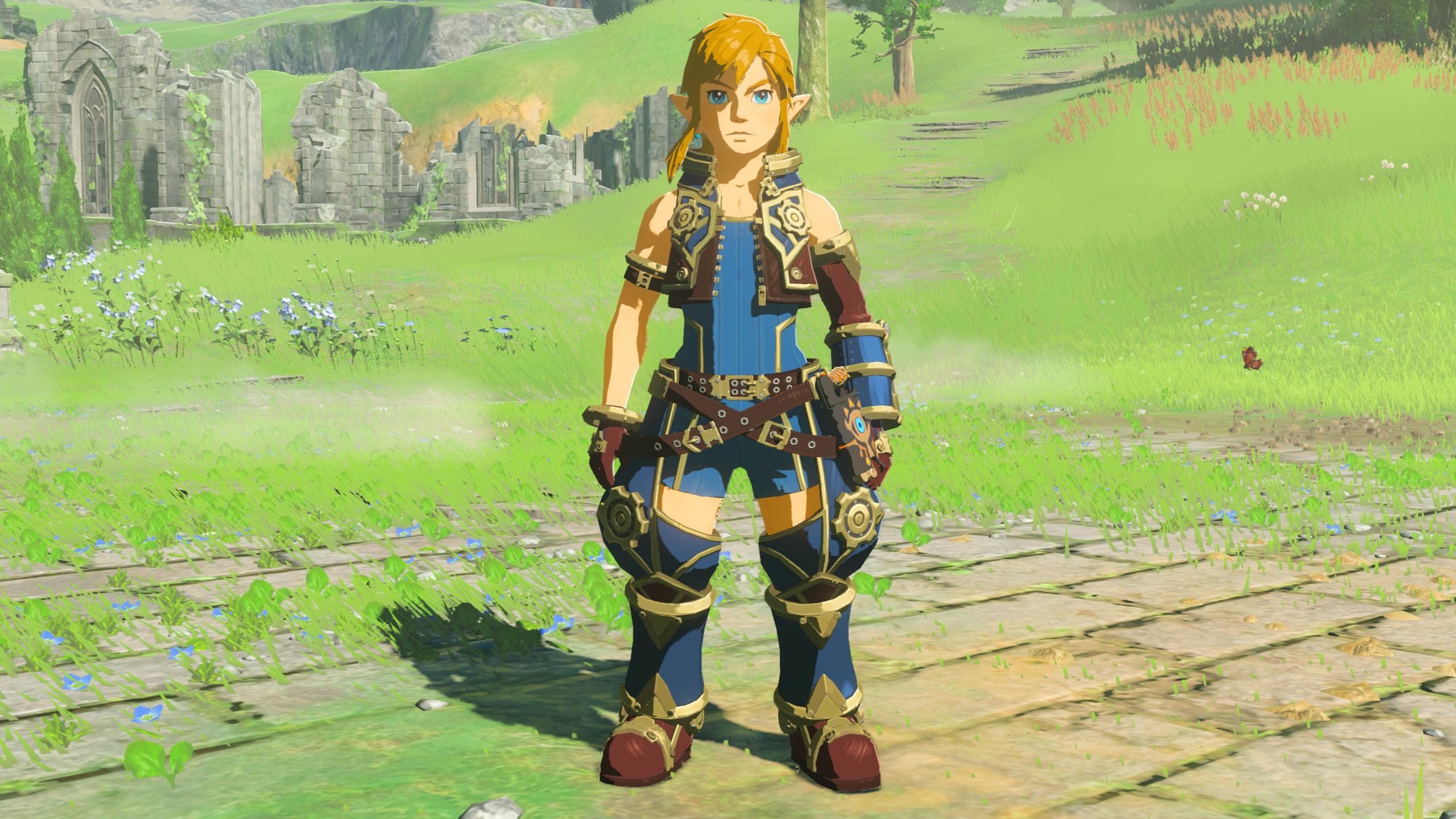 Zelda: Breath of the Wild recibirá un DLC gratuito de Xenoblade Chronicles 2