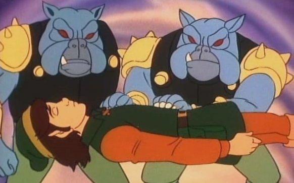 Estrenada en 1989, la serie de animación contó tan solo con 13 episodios de malísima calidad.