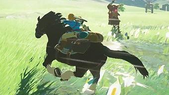 Zelda: Breath of the Wild, Spot TV (Japón)