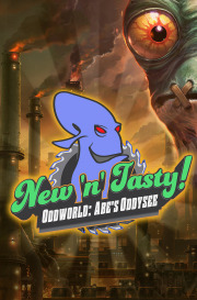 Carátula de Abe´s Oddysee New N'Tasty! - Nintendo Switch