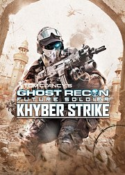 Carátula de Ghost Recon: Future Soldier - Khyber Strike - PC