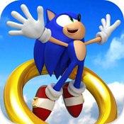 Carátula de Sonic Jump - iOS