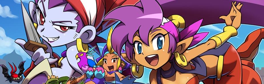 Análisis Shantae and the Pirate's Curse