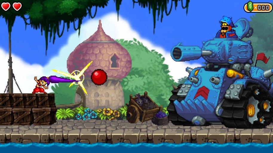 Shantae and the Pirate's Curse análisis