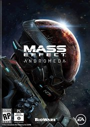 Carátula de Mass Effect: Andromeda - PC