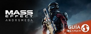 Guía completa de Mass Effect: Andromeda