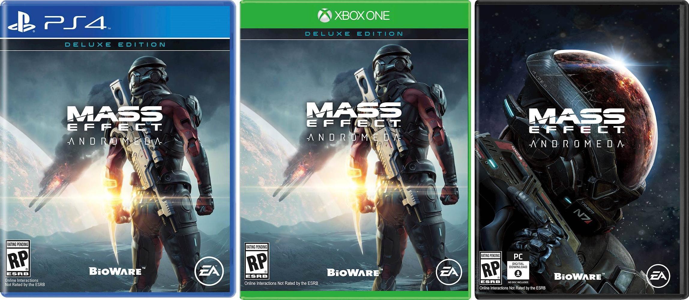 Mass Effect: Andromeda contará con un multijugador para cuatro usuarios