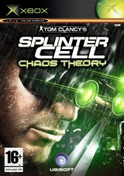 Carátula de Splinter Cell: Chaos Theory - XBOX